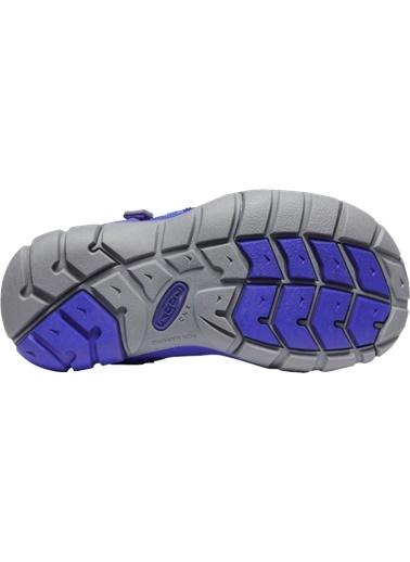 Keen Keen Seacamp II CNX Çocuk Sandalet Mavi Mavi